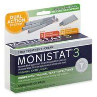 Monistat® 3-Day Prefilled Treatment Cream Applicator