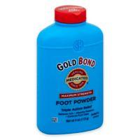 Gold Bond® 4 oz. Medicated Foot Powder