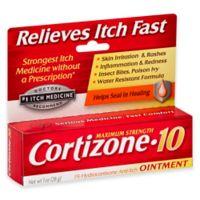 Cortizone-10® 1oz. Maximum Strength Ointment