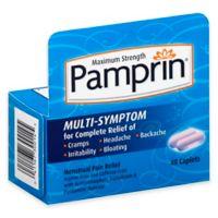 Pamprin® Maximum Strength 40-Count Multi-Symptom Menstrual Relief Caplets