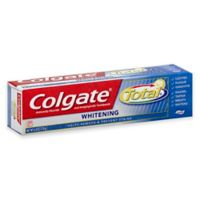 Colgate Total® 6 oz. Whitening Toothpaste