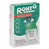 Rohto® .4 oz. Cool Redness Relief Eye Drops
