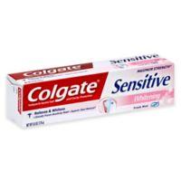 Colgate® 6 oz. Sensitive Maximum Strength Whitening Toothpaste