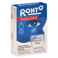 Rohto® .4 oz. Ice Redness Relief Eye Drops