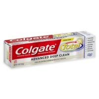 Colgate Total® 5.8 oz. Advanced Deep Clean Toothpaste