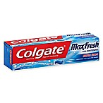 Colgate® 6 oz. MaxFresh Whitening Toothpaste with Mini Breath Strips in Cool Mint