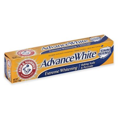 Buy Arm And Hammer Toothpaste Bed Bath And Beyond