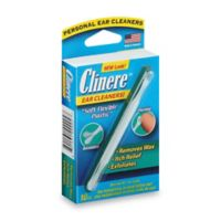 Clinere 10-Count Plastic Ear Cleaners