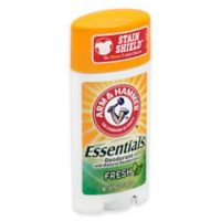Arm and Hammer™ Essentials™ 2.5 oz. Solid Deodorant in Fresh