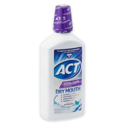 mouthwash buy act mouthwash from bed bath beyond