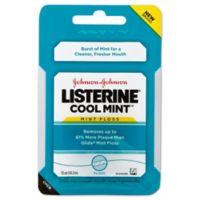Listerine® 55 Yards Dental Floss in Cool Mint