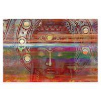 Marmont Hill Parvez Taj Kalpi 36-Inch x 24-Inch Canvas Wall Art