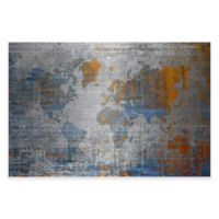 Marmont Hill 36-Inch x 25-Inch Oceans Journey Aluminum Wall Art