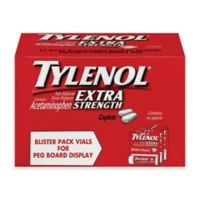Tylenol® Extra Strength 10-Count 500 mg Pain Reliever Caplets