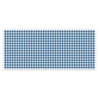 Weather Guard™ 22-Inch x 52-Inch Kitchen Runner in Blue/White