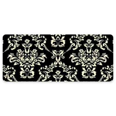 Premium Comfort By Weather Guard™ Damask 22 Inch X 52 Inch Kitchen Mat