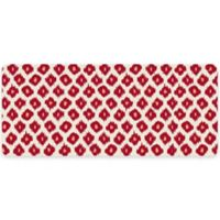 Premium Comfort by Weather Guard™ Ikat 22-Inch x 52-Inch Kitchen Mat in Red