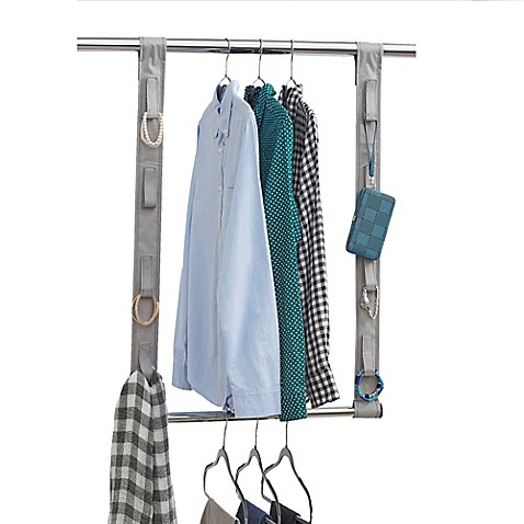 home organization hanger bedroom tips ikea bar racks closet amusing wardrobe