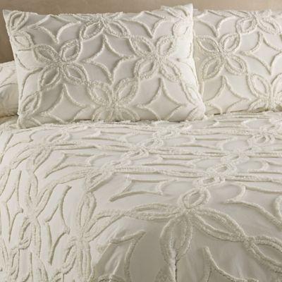 Oman King Bedspread In Ivory