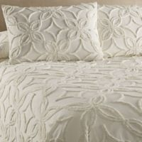 Oman King Bedspread in Ivory