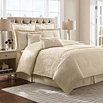 Bridge Street Estelle Queen Comforter Set in Ivory