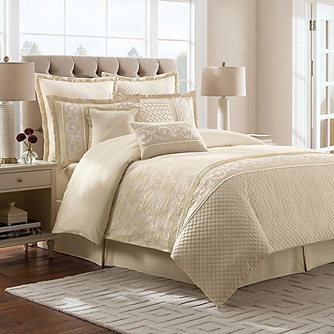 Bridge street estelle comforter set bed bath beyond - Bed bath and beyond bedroom furniture ...