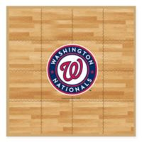 MLB Washington Nationals Foam Fan Floor