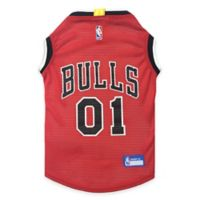 NBA Chicago Bulls Medium Pet Jersey