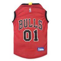 NBA Chicago Bulls X-Small Pet Jersey