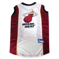 NBA Miami Heat X-Small Pet Jersey