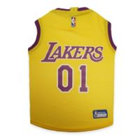 NBA Los Angeles Lakers X-Small Pet Jersey