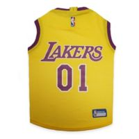 NBA Los Angeles Lakers Small Pet Jersey