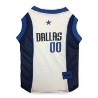 NBA Dallas Mavericks X-Small Pet Jersey