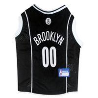 NBA Brooklyn Nets X-Small Pet Jersey