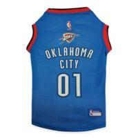 NBA Oklahoma City Thunder X-Small Pet Jersey