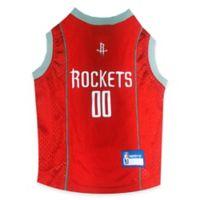 NBA Houston Rockets X-Small Pet Jersey