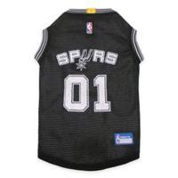 NBA San Antonio Spurs Medium Pet Jersey