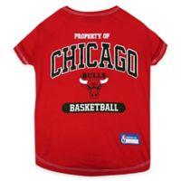 NBA Chicago Bulls X-Small Pet T-Shirt