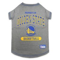 NBA Golden State Warriors Medium Pet T-Shirt