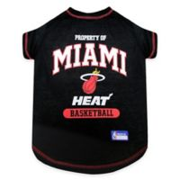 NBA Miami Heat Medium Pet T-Shirt