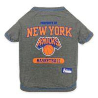 NBA New York Knicks Large Pet T-Shirt