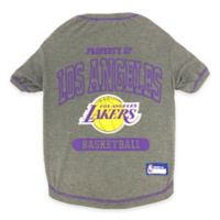 NBA Los Angeles Lakers Large Pet T-Shirt
