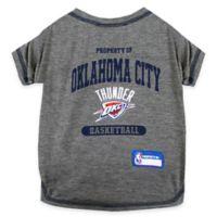 NBA Oklahoma City Thunder Large Pet T-Shirt