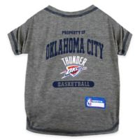 NBA Oklahoma City Thunder Small Pet T-Shirt