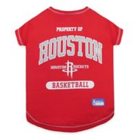 NBA Houston Rockets Small Pet T-Shirt