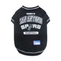 NBA San Antonio Spurs Large Pet T-Shirt