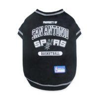 NBA San Antonio Spurs Large Pet T-Shirt