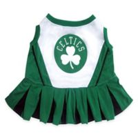 NBA Boston Celtics X-Small Pet Cheerleader Outfit