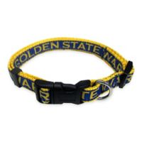 NBA Golden State Warriors Medium Pet Collar