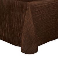 Delano 50-Inch x 90-Inch Oblong Tablecloth in Brown